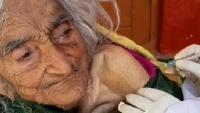 ১২৪ বছর বয়সে বিশ্বের সবচেয়ে বয়সী নারী রেহতী বেগম!