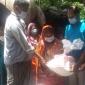 রায়পুরে প্রধানমন্ত্রীর উপহার নিয়ে দ্বারে দ্বারে ইউপি চেয়ারম্যান